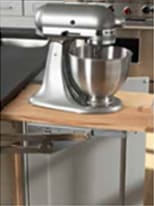 Cabinet Mixer Shelf